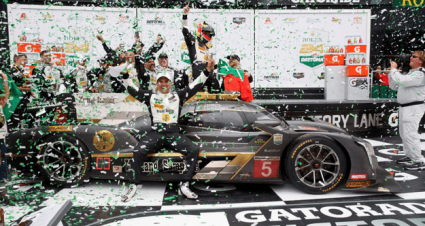 ECR Engines Finishes 1-2 in IMSA Rolex 24 at Daytona