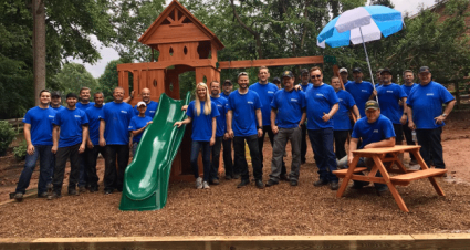RCR, ECR Build Playset for Child with Pediatric Cancer