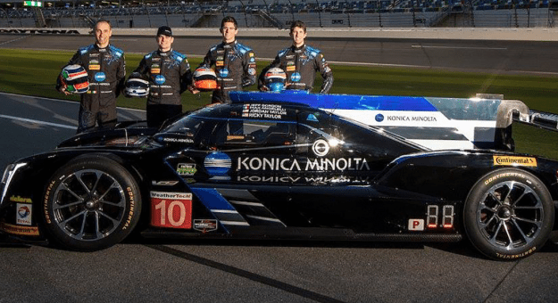 ECR Engines Power Cadillac DPi-V.R Entries in Rolex 24