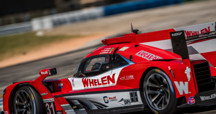 ECR Cadillac Engines Wins Second-Consecutive IMSA Race of 2019