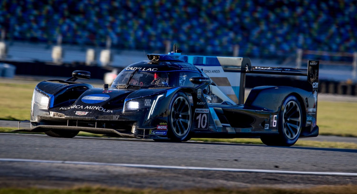 ECR Engines Claims Its Fourth Consecutive Cadillac DPi Win at the 2020 Rolex 24 at Daytona