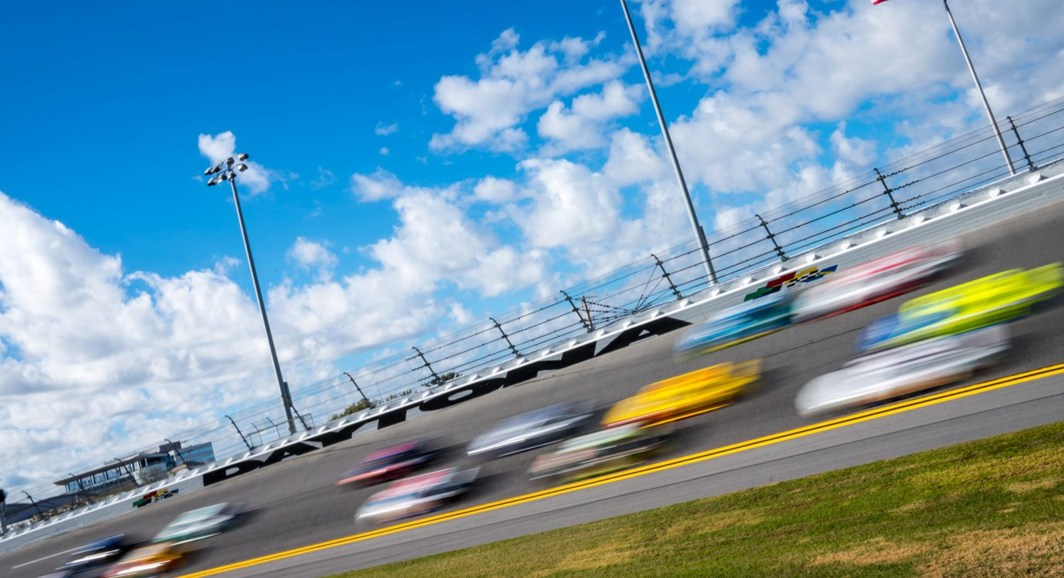 Team Entries Set for Daytona 500 Weekend